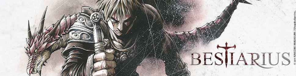 Bestiarius vo - Manga VO