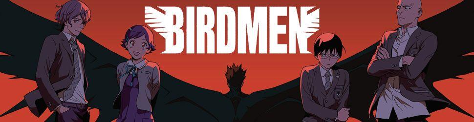 Birdmen - Manga