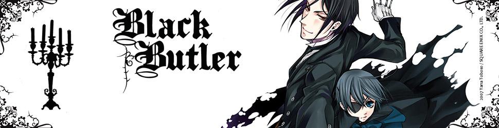 Black Butler - Manga