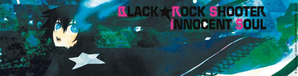 Black Rock Shooter - Innocent Soul - Manga