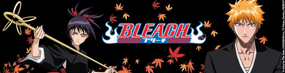Bleach - Anime comics - Manga