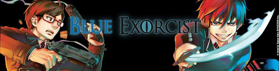 Ao no Exorcist vo - Manga VO