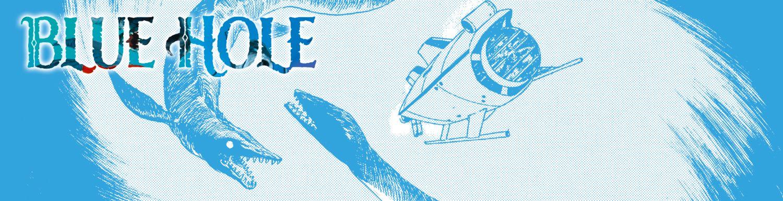 Blue Hole / Trou bleu (le) - Manga