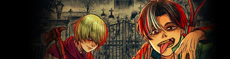 Boys of the dead - Manga