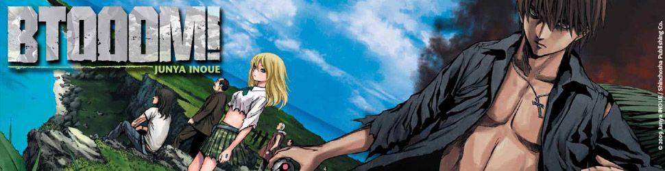Btooom ! - Manga