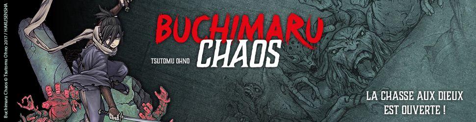 Buchimaru Chaos - Manga