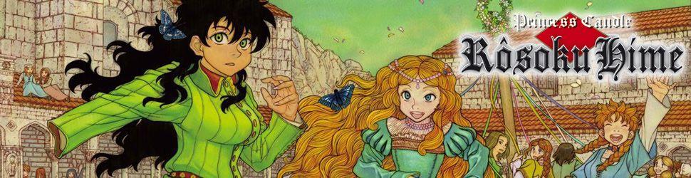 Rôsoku Hime - Princess Candle - Manga