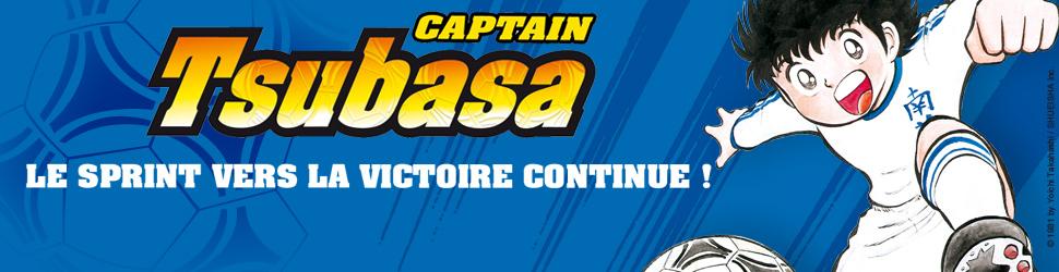 Captain Tsubasa - Olive et Tom - Manga