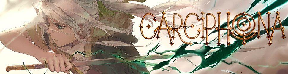Carciphona - Manga