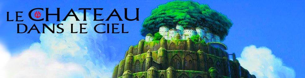 Château dans le ciel (le) - Manga