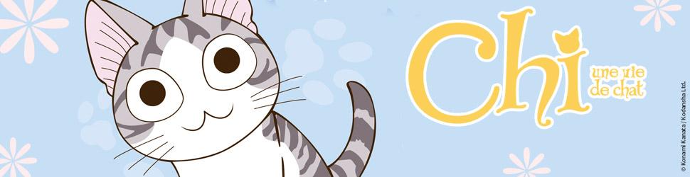 Chi - Une vie de chat - Poche - Manga