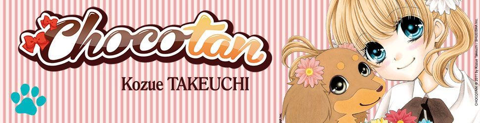 Chocotan - Manga