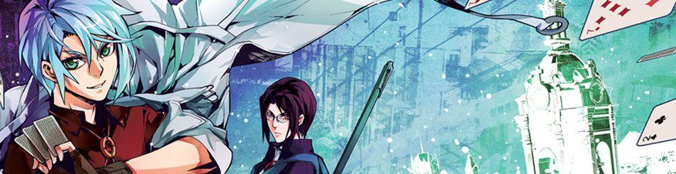 Chronos Ruler - Manga