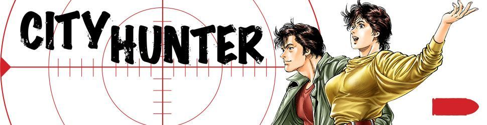 City Hunter - Manga