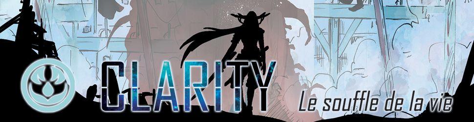 Clarity, le souffle de la vie - Manga