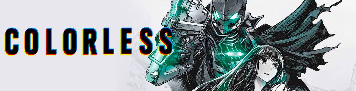 Colorless - Manga