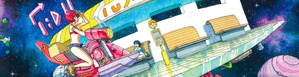 Comet Girl - Manga