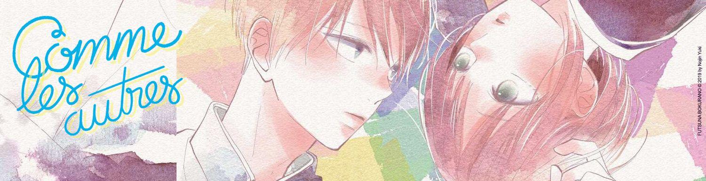 Comme les autres - Manga