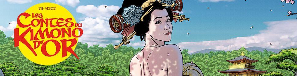 Contes du Kimono d'Or (les) - Manga