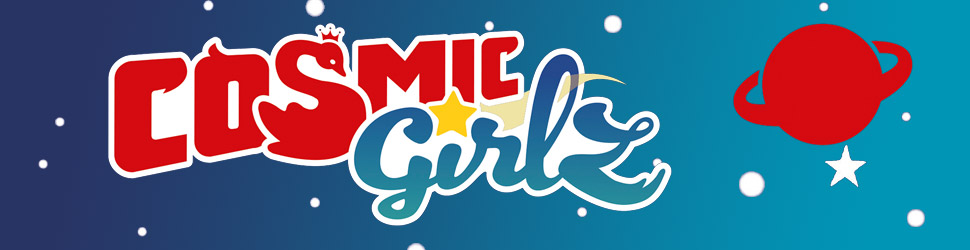 Cosmic Girlz - Manga