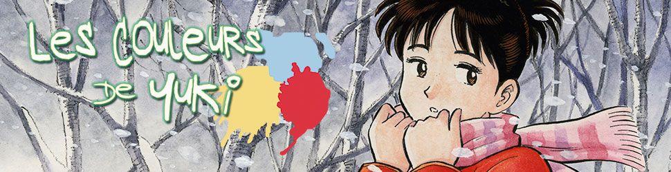 Couleurs de Yuki (les) - Manga