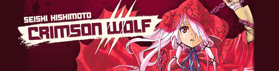 Crimson wolf - Manga