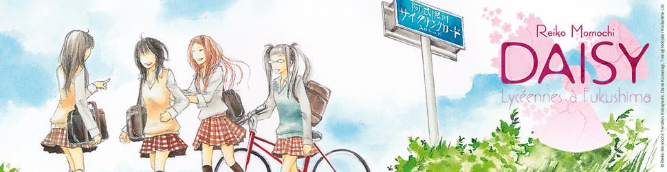 Daisy - Lycéennes à Fukushima - Manga