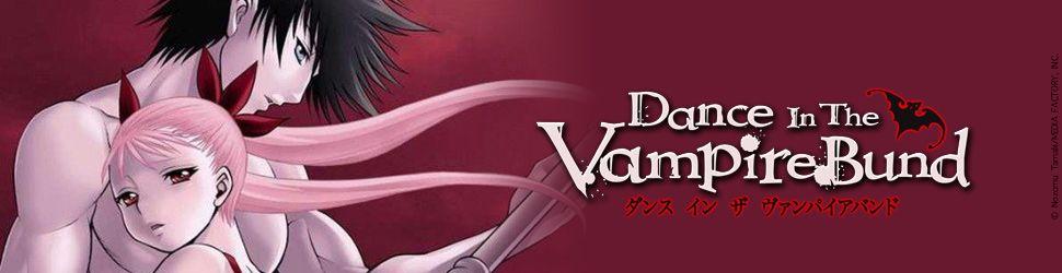Dance in the Vampire Bund - Manga