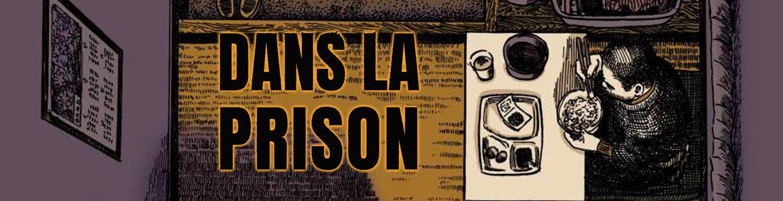 Dans la prison - Manga