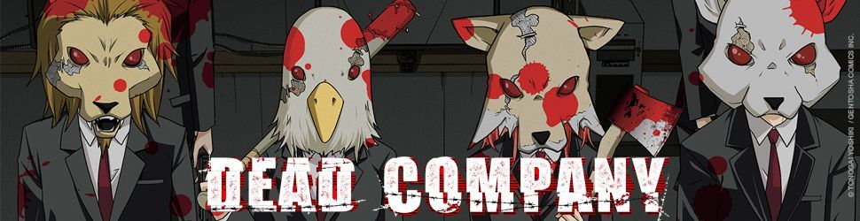 Dead Company - Manga