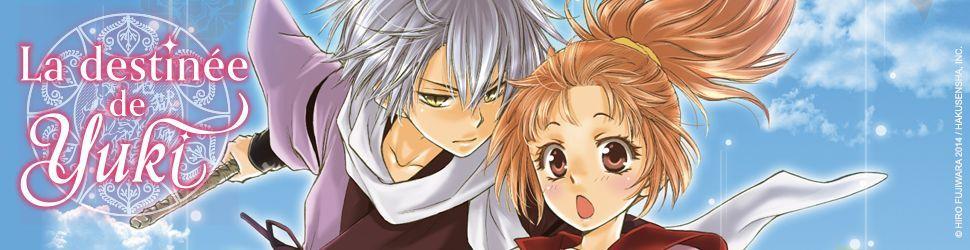 Destinée de Yuki (la) - Manga