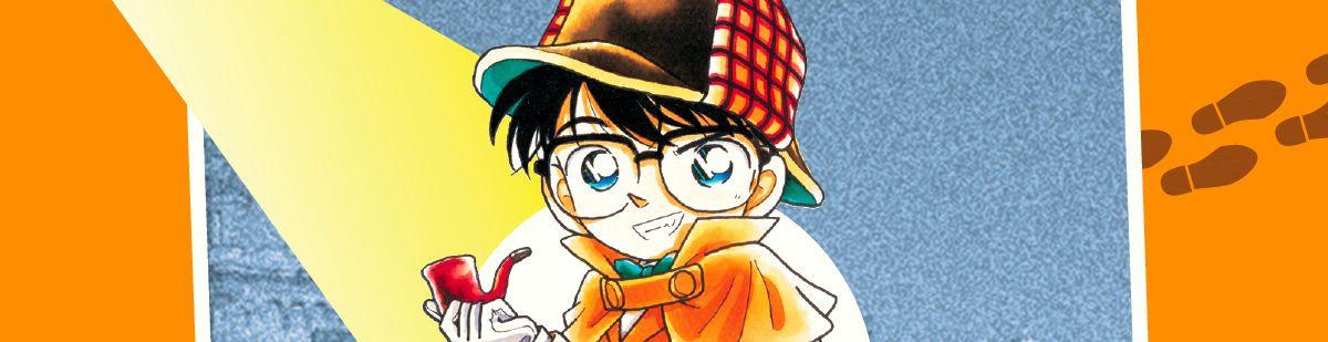 Détective Conan - Manga