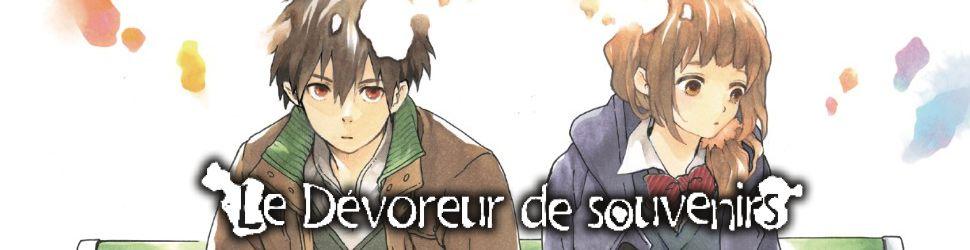Dévoreur de souvenirs (le) - Manga