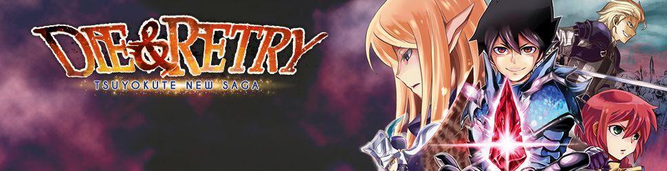 Die & Retry - Manga