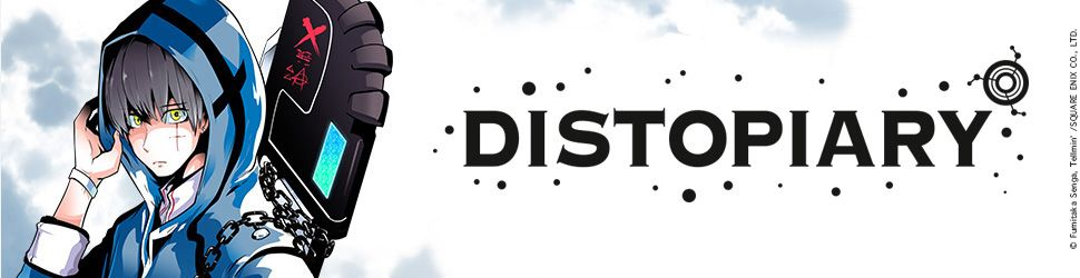 Distopiary - Manga