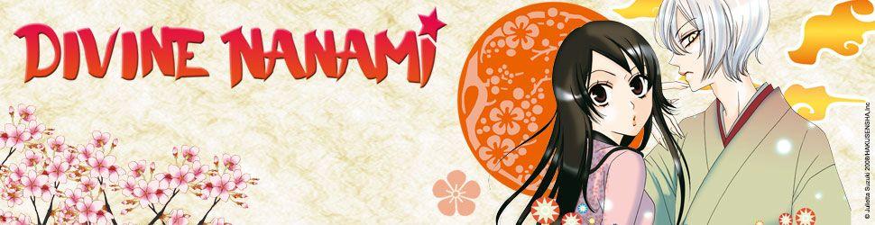 Divine Nanami - Manga