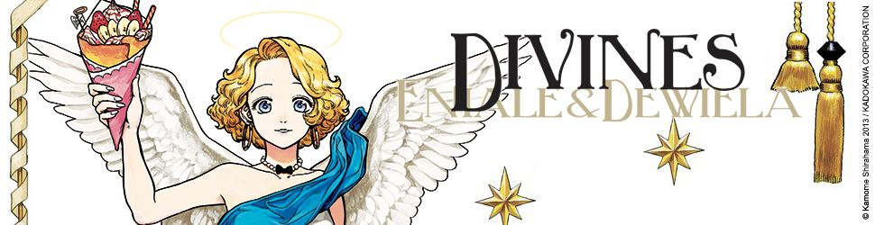 Divines - Eniale & Dewiela - Manga