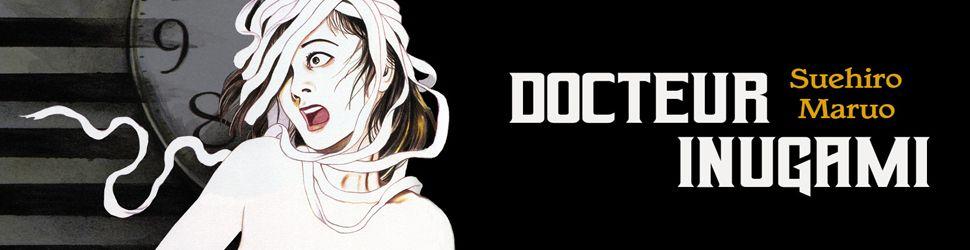 Docteur Inugami - Manga