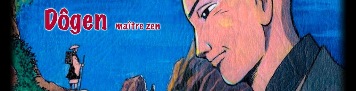 Dôgen - maître zen - Manga