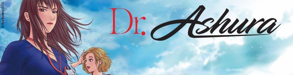 Dr. Ashura - Manga