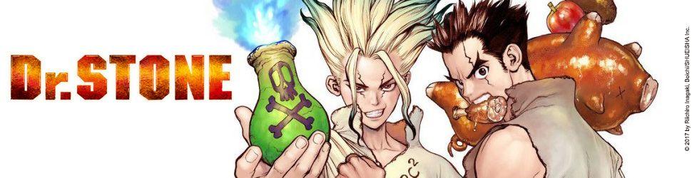 Dr. Stone vo - Manga VO