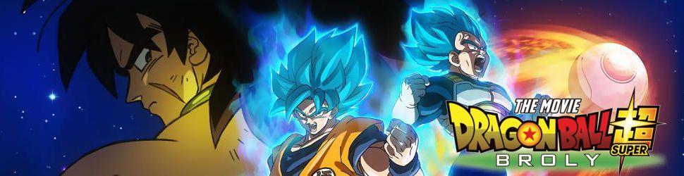 Dragon Ball Super - Films - Manga