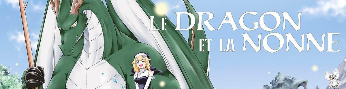 Dragon et la Nonne (le) - Manga
