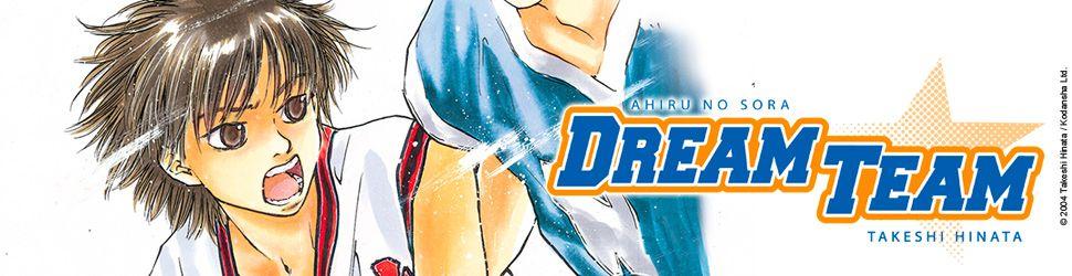 Dream Team - Manga