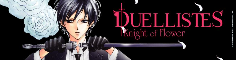 Duellistes - Knight of Flower - Manga