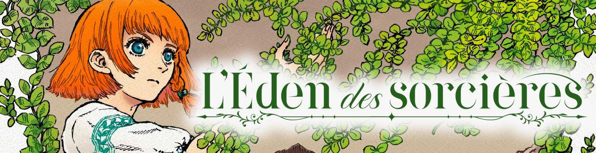 Eden des sorcières (l') - Manga