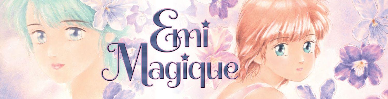 Emi Magique - Manga