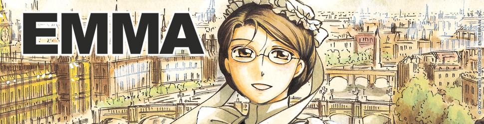 Emma - Manga