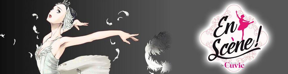 En scène ! - Manga