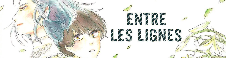 Entre les lignes - Manga